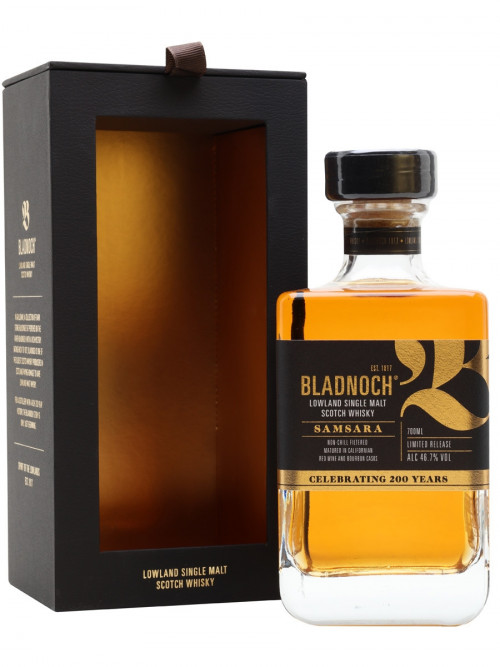 Bladnoch Samsara Single Malt Scotch 750ml