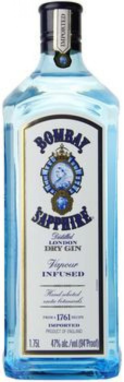 Bombay Sapphire London Dry Gin 1.75 Ltr