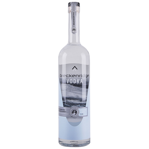 Breckenridge Vodka 750ml