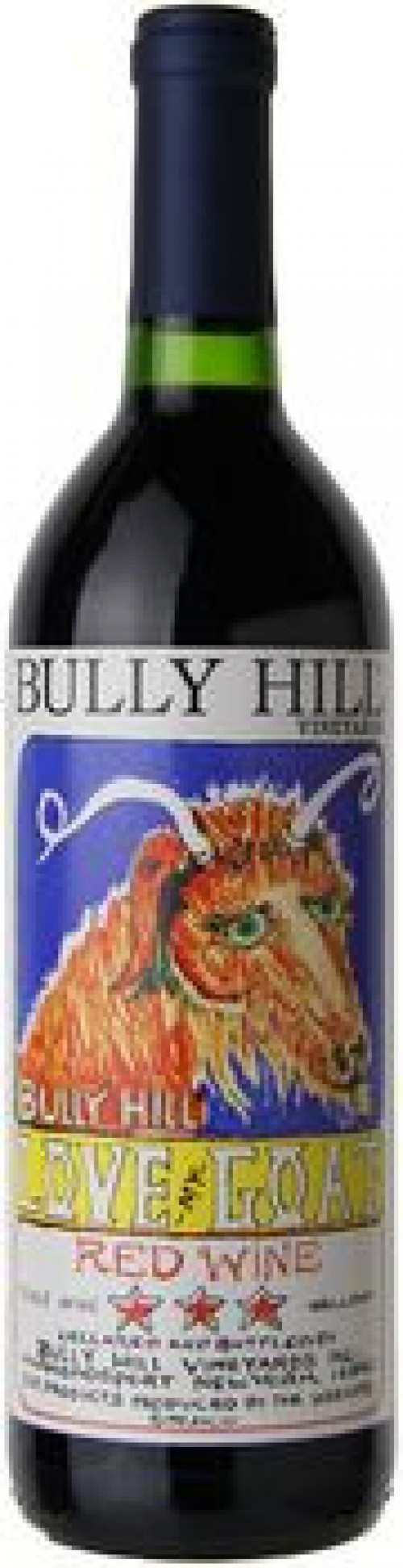 Bully Hill Love My Goat Red750ml