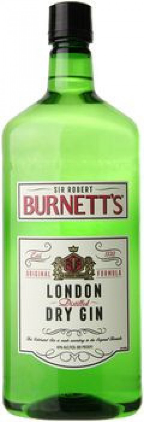 Burnett's London Dry Gin 1.75 Ltr