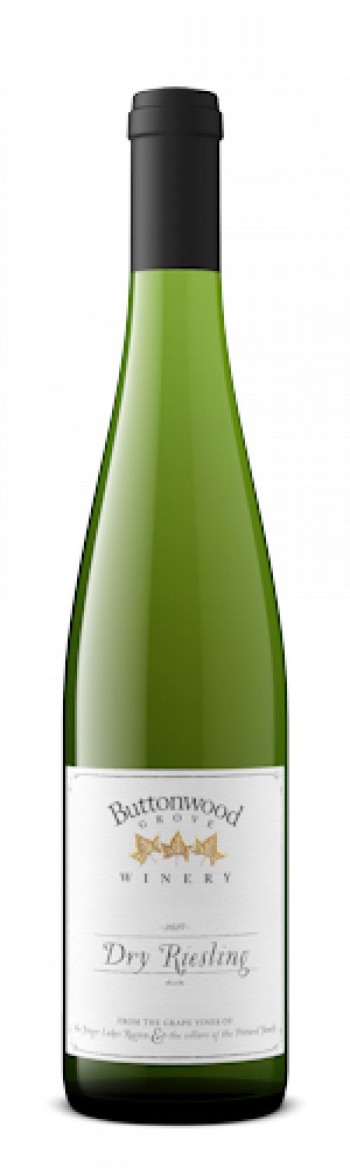 Buttonwood Grove Dry Riesling 750ml