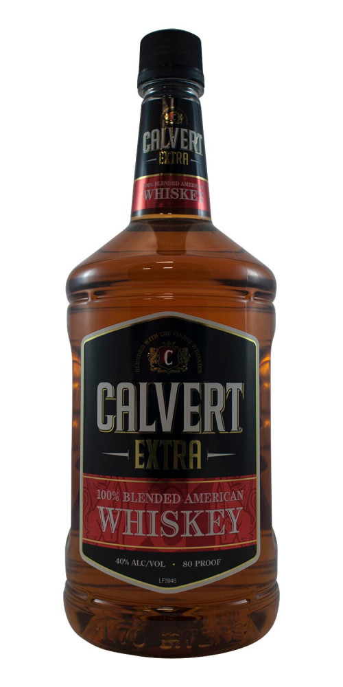 Calvert Extra American Blended Whiskey 1.75 Ltr