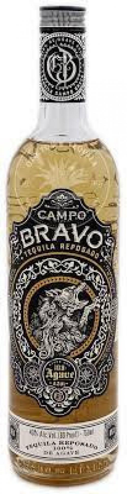 Campo Bravo Reposado Tequila 750ml