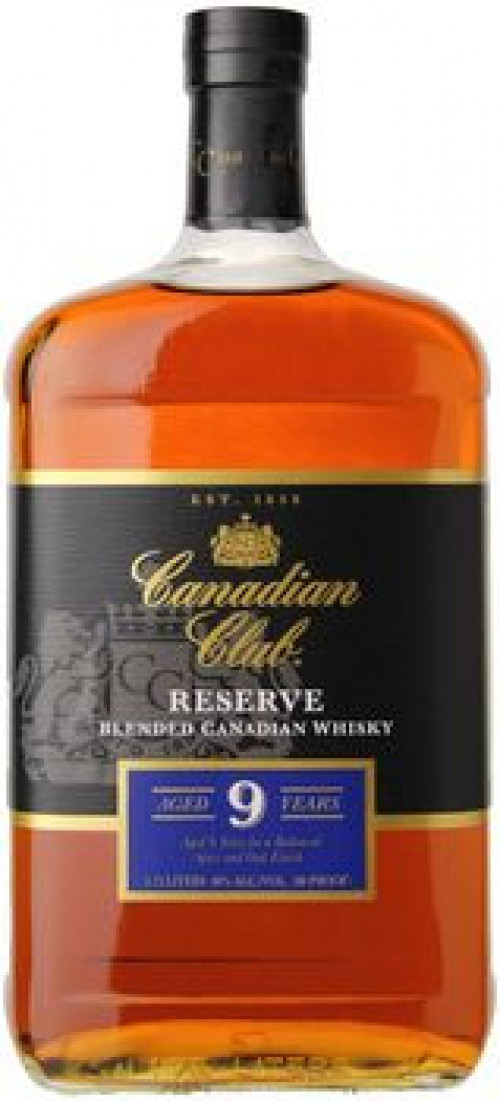Canadian Club Reserve 1.75 Ltr