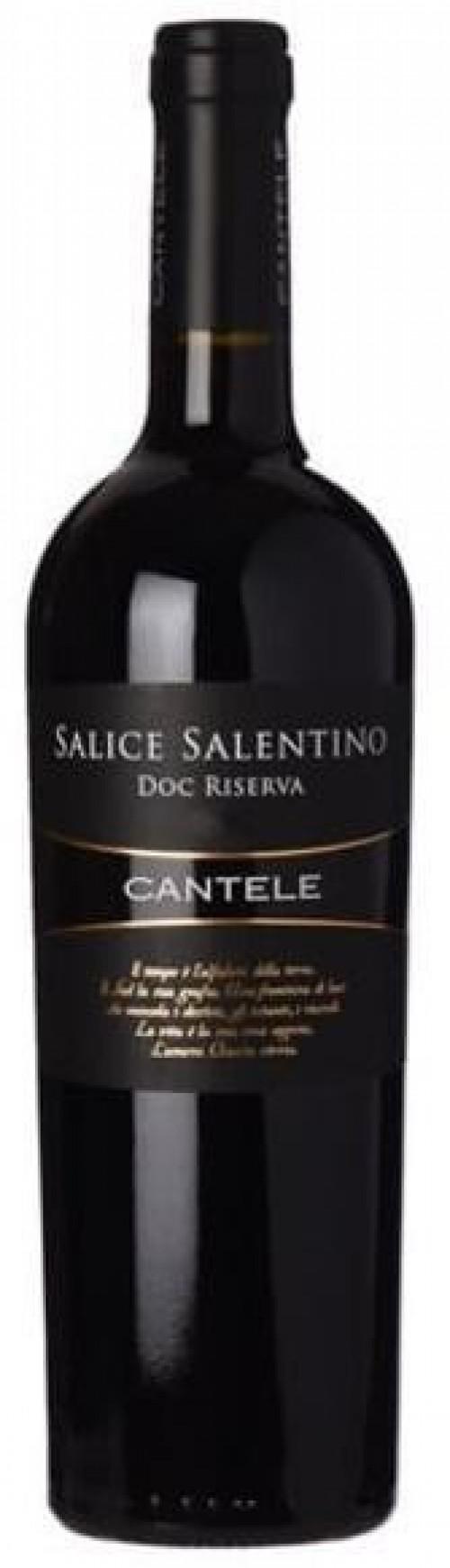 Cantele Salice Salentino Riserva 750ml