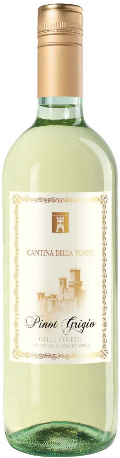 Cantina Della Torre Pinot Grigio 1.5 Ltr