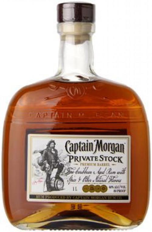 Captain Morgan Private Stock Rum 750ml