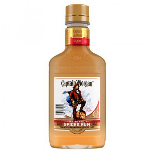 Captain Morgan Spiced Rum 200ml