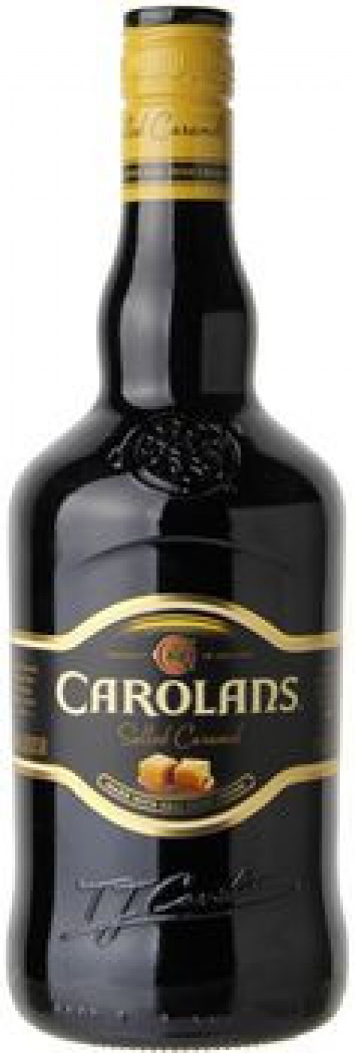 Carolan's Salted Caramel Irish Cream 750ml