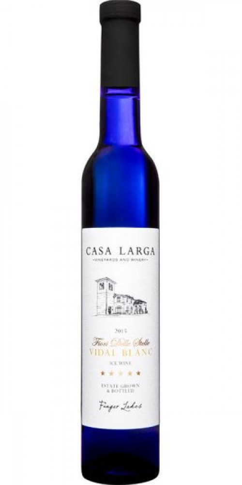 Casa Larga Vidal Blanc Ice Wine 375ml