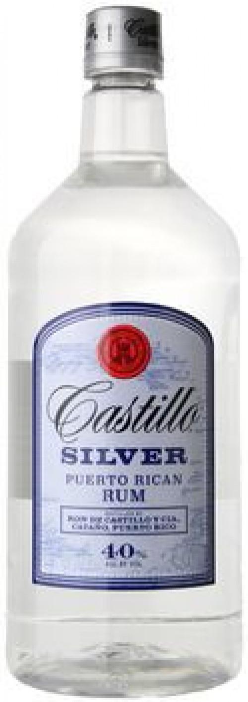 Castillo Silver Rum 1.75 Ltr