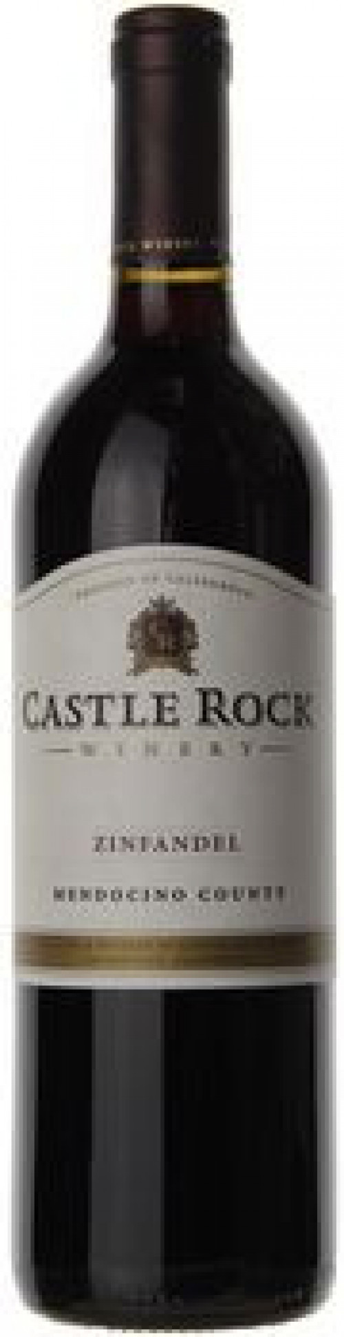 Castle Rock Zinfandel 750ml