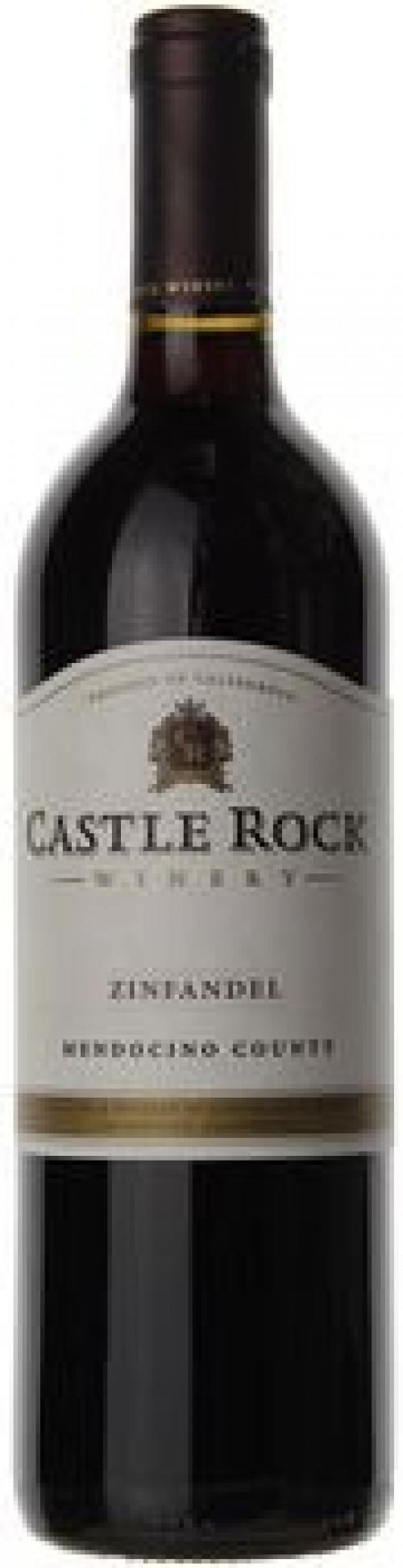 Castle Rock Zinfandel 750ml