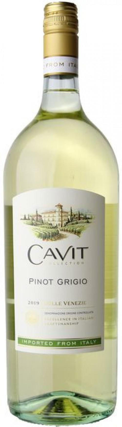 Cavit Pinot Grigio 1.5 Ltr