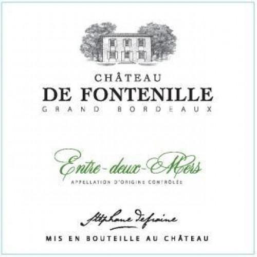 Chateau De Fontenille Bordeaux Blanc 750ml