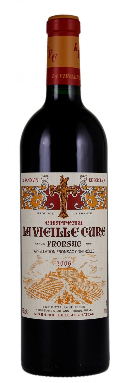 Chateau La Vieille Cure Bordeaux Fronsac 750ml