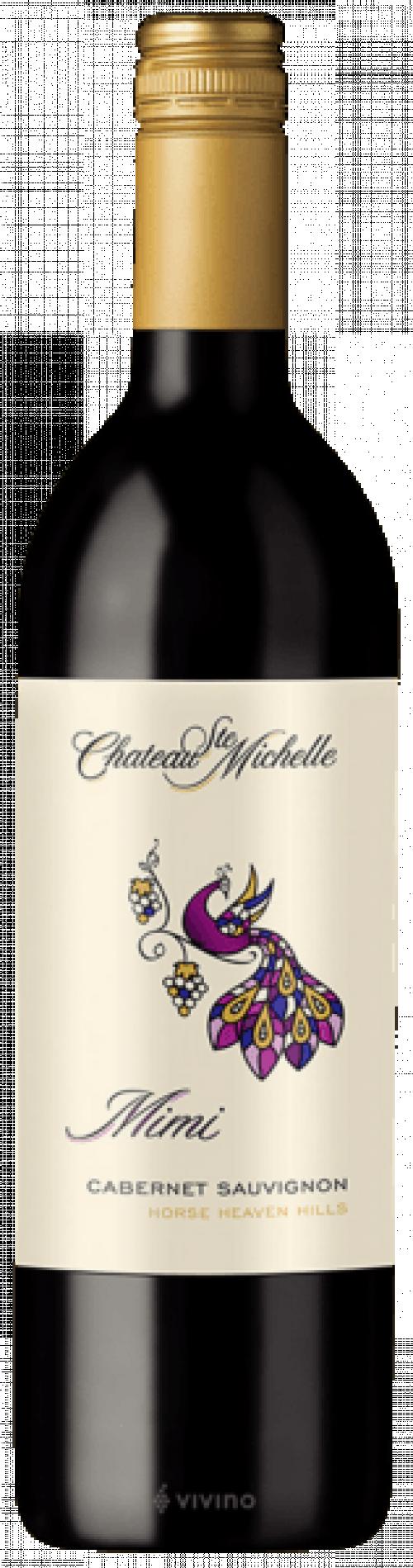 Chateau Ste Michelle Mimi Cabernet Sauvignon 750ml