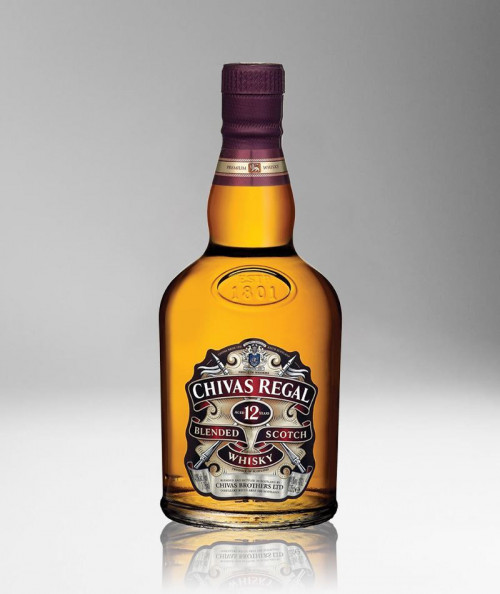 Chivas Regal 12yr Blended Scotch 375ml