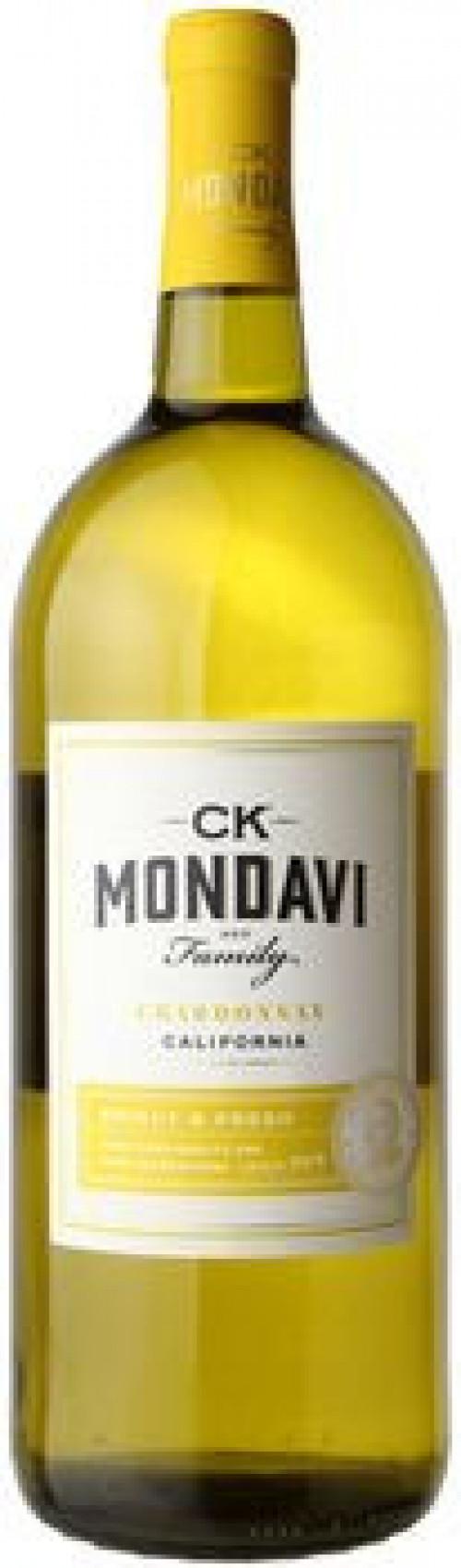 CK Mondavi Chardonnay 1.5 Ltr