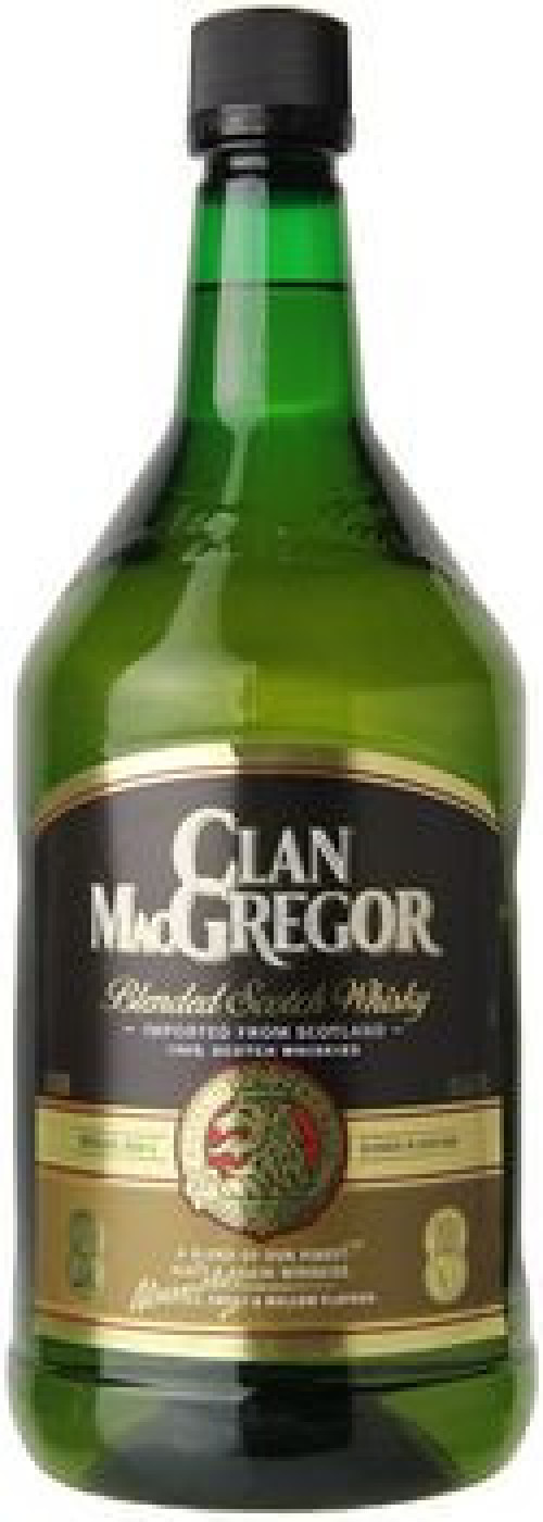 Clan MacGregor Blended Scotch 1.75 Ltr