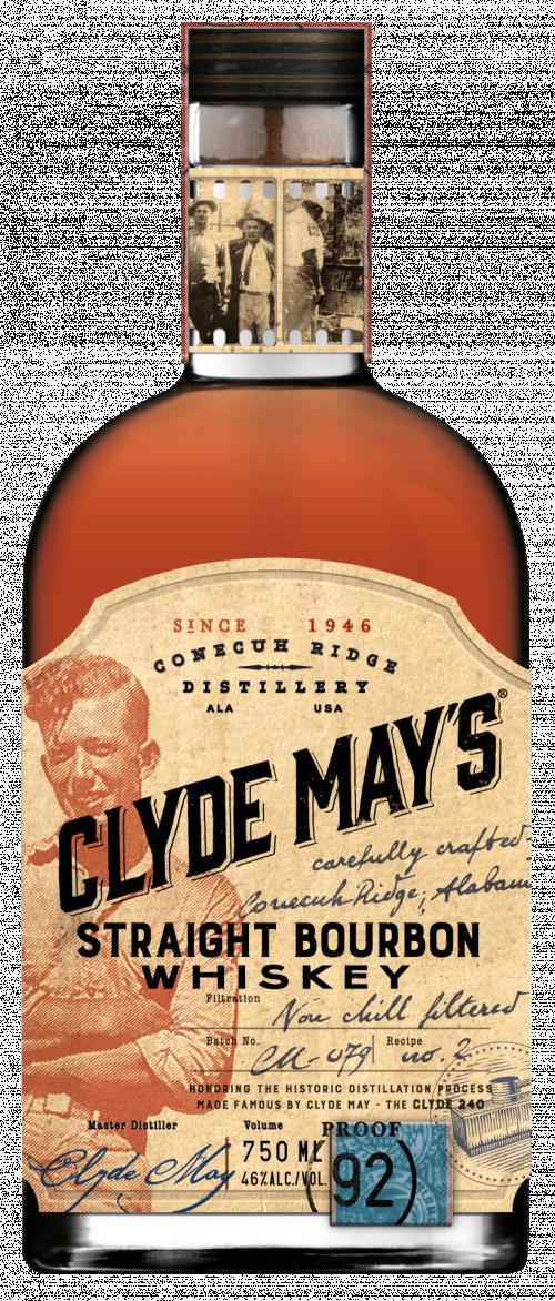 Clyde Mays Bourbon 750ml