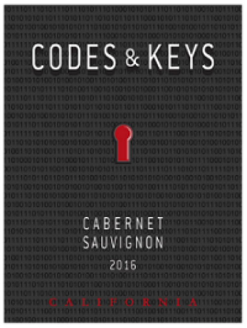 Codes & Keys Cabernet Sauvignon 750ml