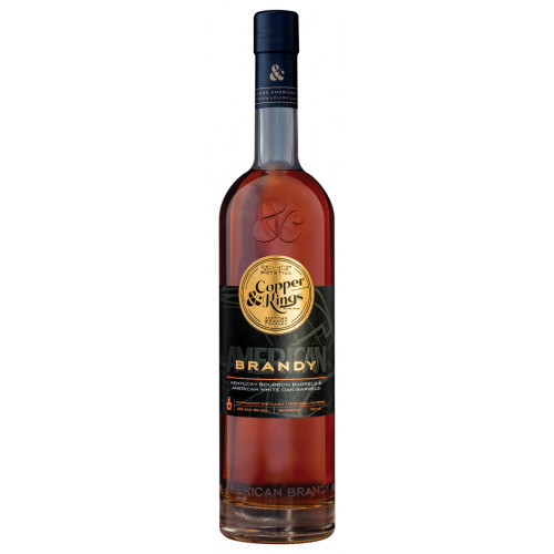 Copper & Kings Brandy 750Ml