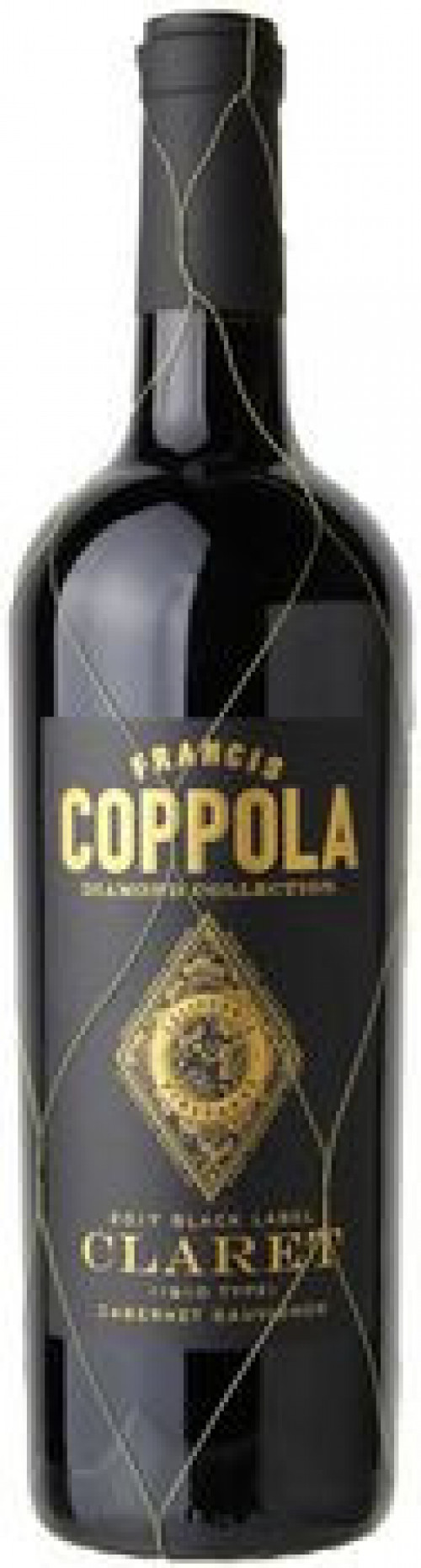 Francis Coppola Claret Black Label 750ml