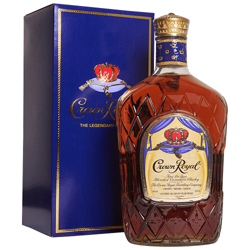 Crown Royal Canadian Whisky 1.75 Ltr