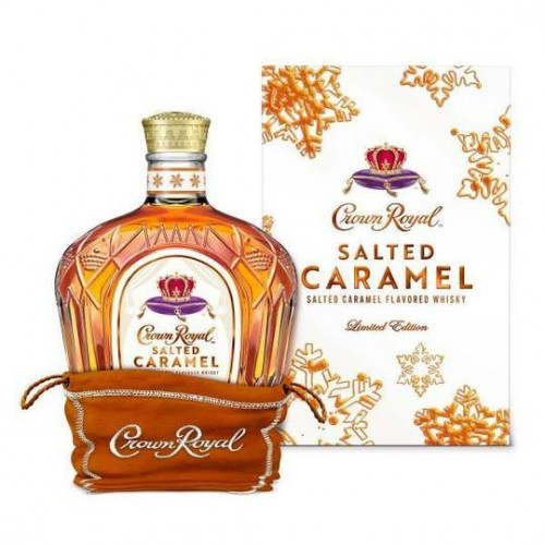 Crown Royal Caramel Flavored Whisky 750ml