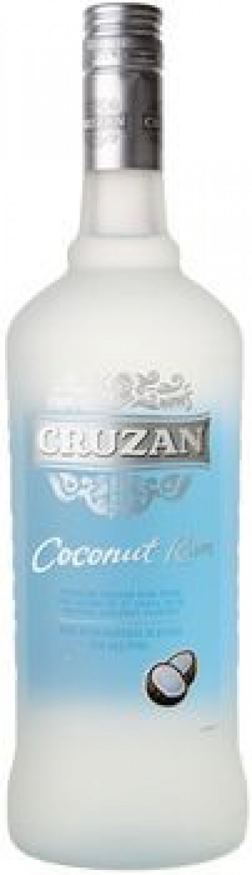 Cruzan Coconut Flavored Rum 1L