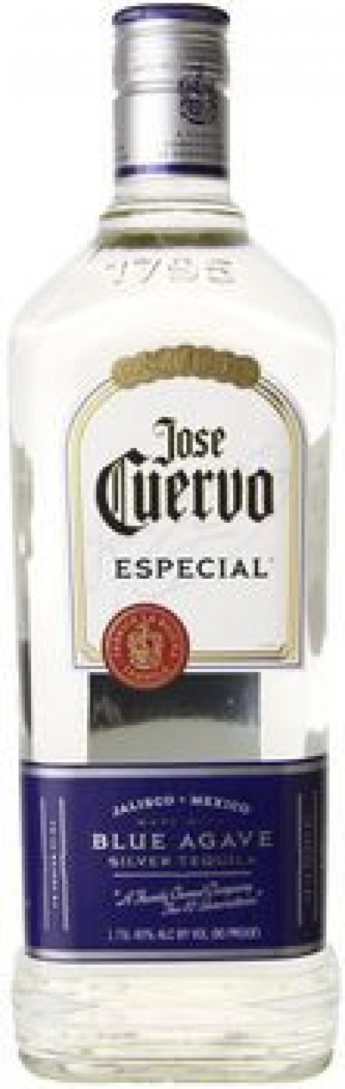 Jose Cuervo Silver Tequila 1.75 Ltr