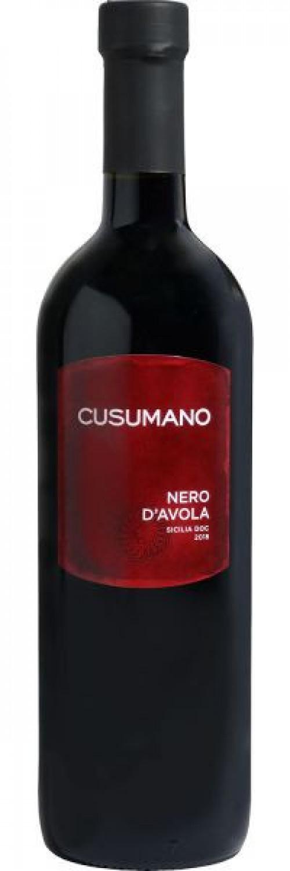 Cusumano Nero D'avola 750ml
