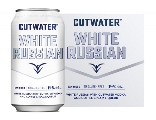 Cutwater White Russian Can 375ml