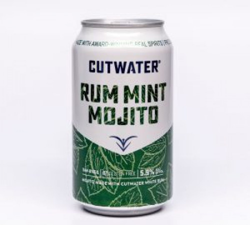 Cutwater Rum Mojito Can 355ml