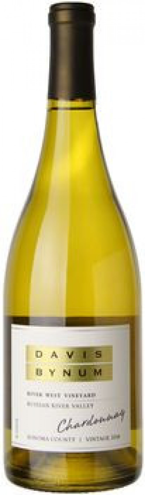 Davis Bynum Chardonnay River West Vineyard Russian River 750ml