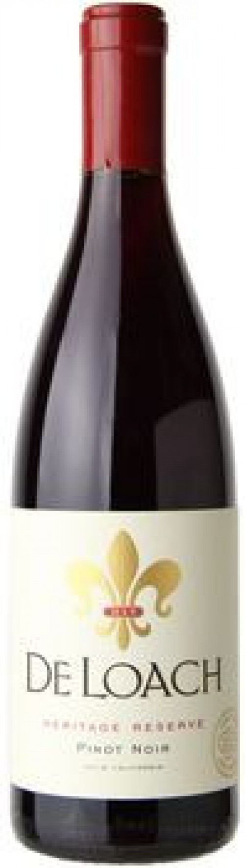 Deloach Pinot Noir Heritage Reserve 750ml
