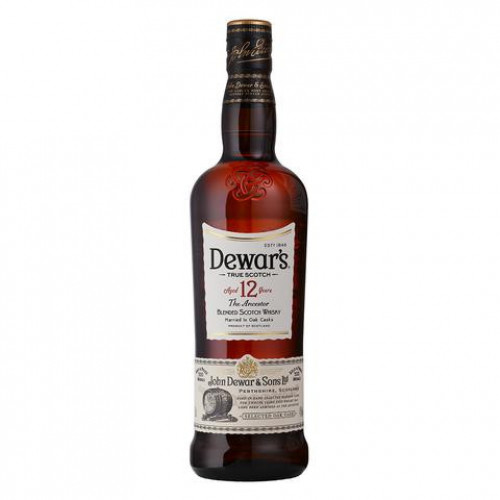 Dewar's 12yr Blended Scotch 375ml