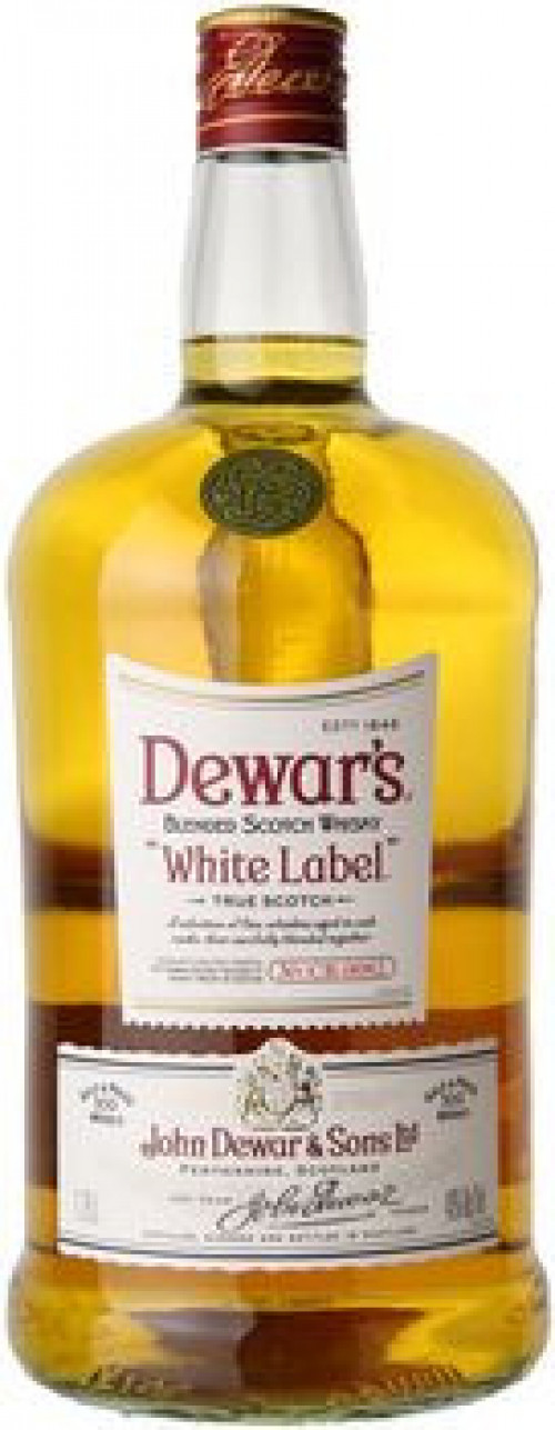 Dewar's White Label Blended Scotch 1.75 Ltr