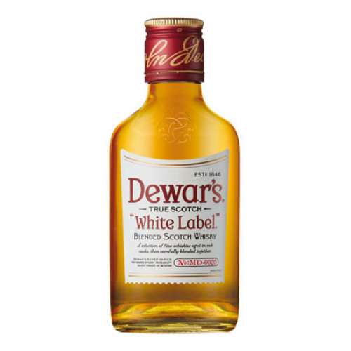 Dewar's White Label Blended Scotch 200ml