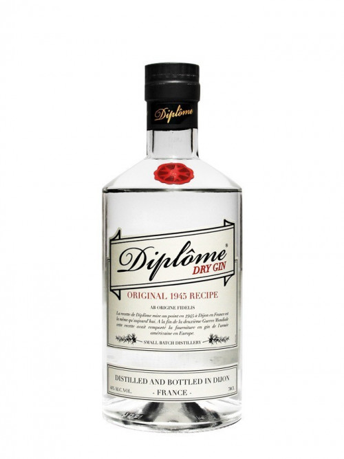 Diplome Dry Gin 750ml