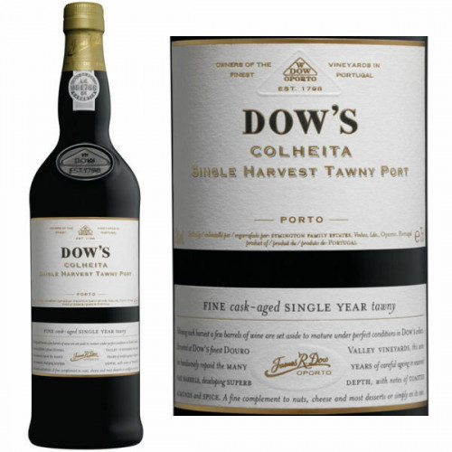 Dows Colheita Tawny Port 2002 750ml