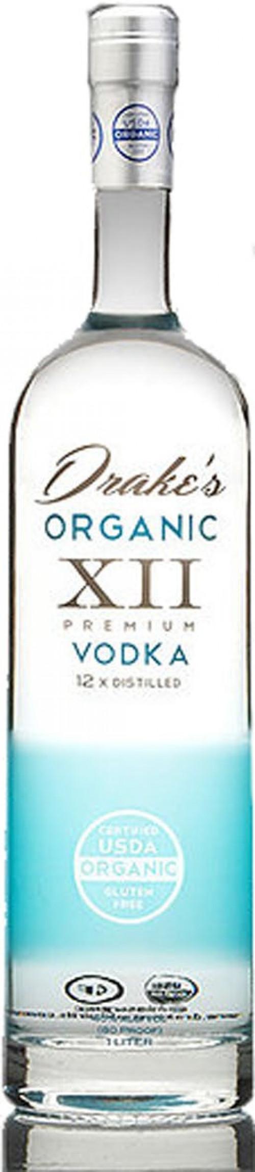 Drakes Organic Vodka 1L