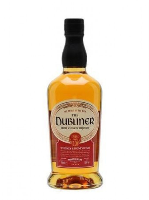Dubliner Irish Honey Liqueur 750ml