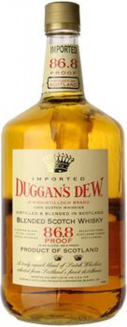 Duggan's Dew Blended Scotch 1.75 Ltr