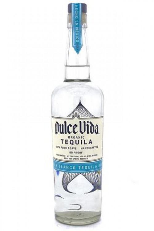 Dulce Vida Organic Tequila Blanco 750ml