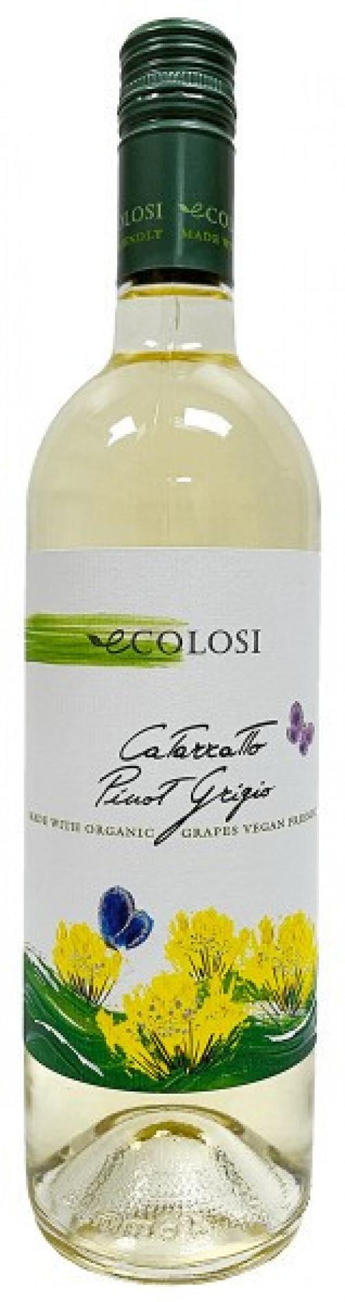 Ecolosi Pinot Grigio 750ml