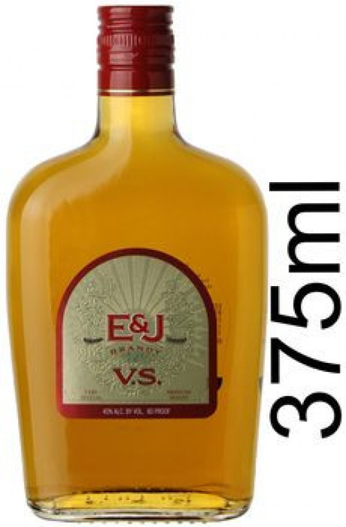 E&J VS Brandy 375ml