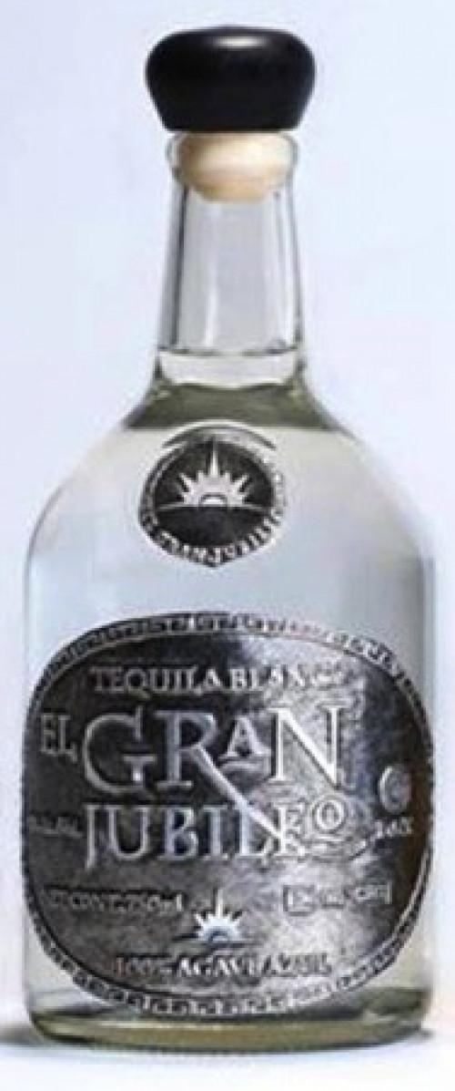 El Gran Jubileo Tequila Blanco 750ml